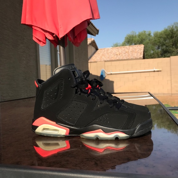 Jordan Shoes   Infrared 6s Size 55